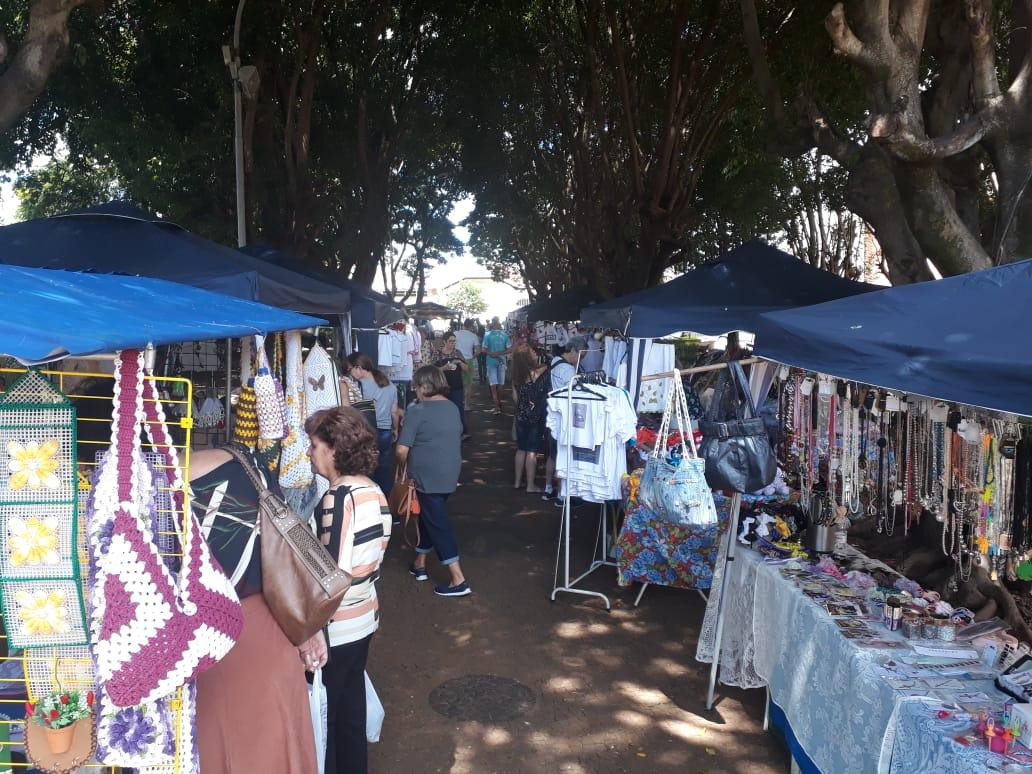 Turismo religioso em Tambaú movimentam a cidade