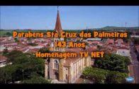 STA CRUZ DAS PALMEIRAS 143 ANOS