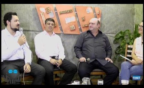 Entrevista com Diretores da Sicoob Crediçucar