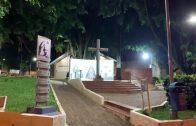 Praças de Tambaú recebe Iluminação em LED
