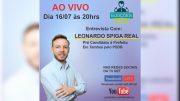 Entrevista com Leonardo Spiga Real