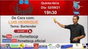 """Luis Henrique"" Bartender"