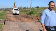Pavimentação Asfaltica Av José Gatto