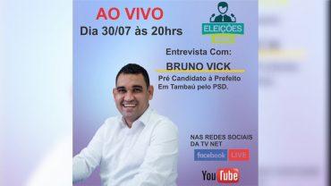 Entrevista com Bruno Vick