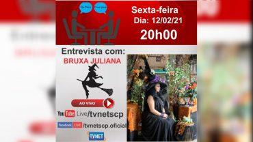 """Entrevista com """"BRUXA JULIANA"""""""