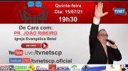 """De Cara com """"Pr. João Ribeiro"""""""