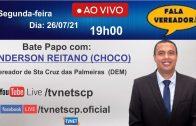 "Entrevista com ""ANDERSON REITANO (CHOCO)"""