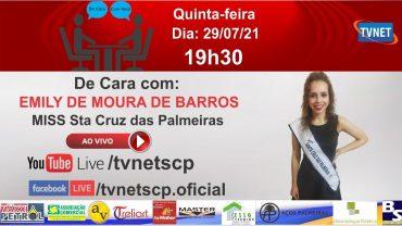 """""""MISS STA CRUZ DAS PALMEIRAS"""""""